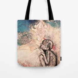 """""""Collective Unconsciousness"""" Tote Bag"""