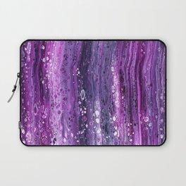Under The Purple Sea Laptop Sleeve