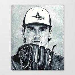 Brian Flynn Canvas Print