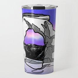 Delicate Arch Travel Mug
