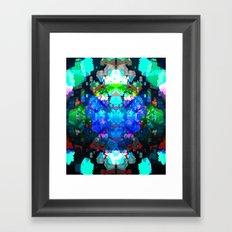 EH-WEANS-MESSAGE-3 Framed Art Print