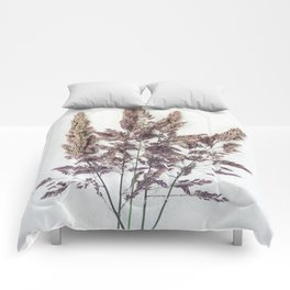Velvet Grass Comforters