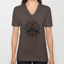 Legend Of Zelda Historia Unisex V-Neck