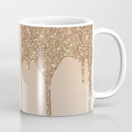 Dripping gold Coffee Mug