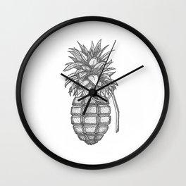 BOMBAPPLE Wall Clock