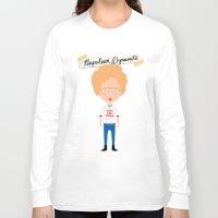 napoleon Long Sleeve T-shirts featuring Napoleon Dynamite by Creo tu mundo