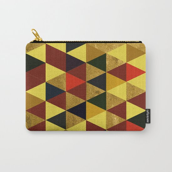 Abstract #336 Carry-All Pouch