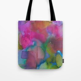 Retinal Ghost #2 Tote Bag