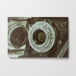 Agfa Agnar Metal Print
