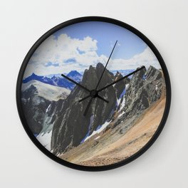 Yankee Boy Surroundings Wall Clock