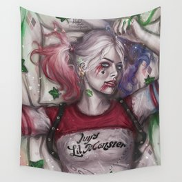 Poison Wall Tapestry