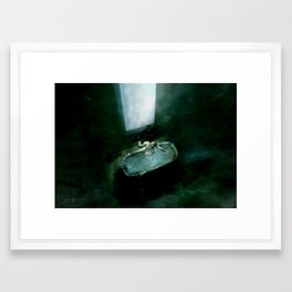 The Night Room Framed Art Print