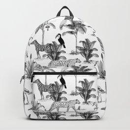 botanical jungle Backpack