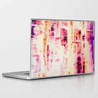 batik Laptop & iPad Skins featuring batik by clemm
