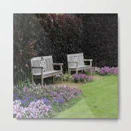 A Place To Relax Metal Print