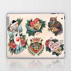 Tattoos of Love Laptop & iPad Skin