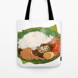 Nasi Gudeg Tote Bag