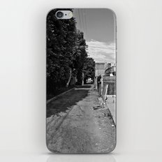 Back Alley iPhone & iPod Skin