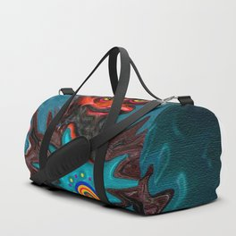 Upon The Landing Duffle Bag