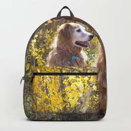 Golden Goldens Backpack