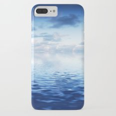 Blue ocean #reflection Slim Case iPhone 7 Plus