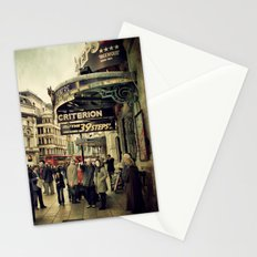 At The Criterion Stationery Cards