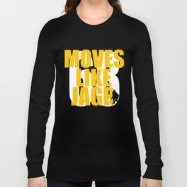 Moves Like Jagr Long Sleeve T-shirt