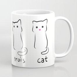 Cat miao Coffee Mug
