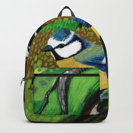 Of foxes and badgers Backpack