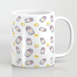 Jar of galaxy Coffee Mug