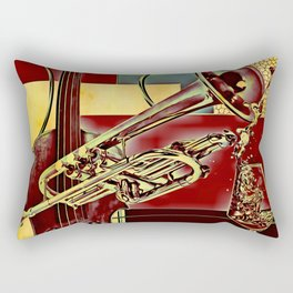 Orchestral Manoeuvres in the Dark Rectangular Pillow