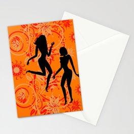 Disco fever Stationery Cards