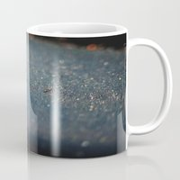 snowflake Mugs featuring Snowflake by LainPhotography