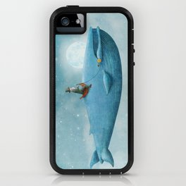 Whale Rider  iPhone Case