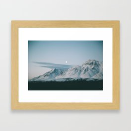 The Yukon Framed Art Print