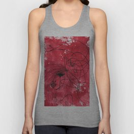 The Mean Reds Unisex Tank Top