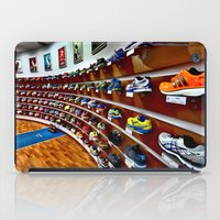 runner iPad Cases featuring Runner by LeicaCologne Germany