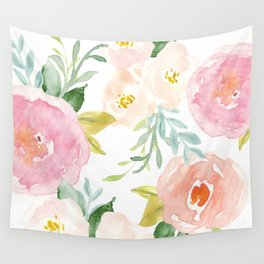 Floral 02 Wall Tapestry