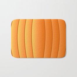 Bland Pumpkin Bath Mat