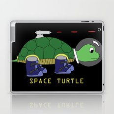 Space Turtle Laptop & iPad Skin