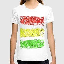 flag of bolivia 5 – Chalk version bolivian,boliviano,bolivian,Sucre, La Paz. T-shirt