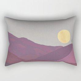 Pink Moment, Ojai Rectangular Pillow