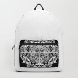 Mandala Lace Backpack