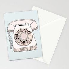 Phone Call Stationery Cards