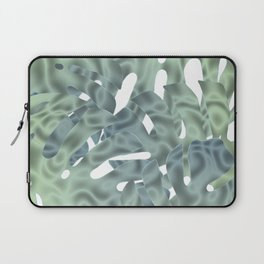 Leaves in the water Laptop Sleeve