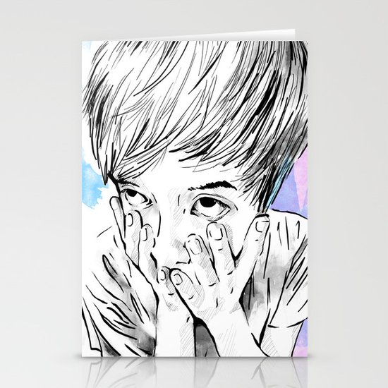 facemelt Stationery Cards