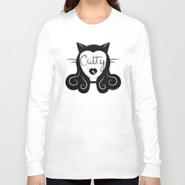 Catty Long Sleeve T-shirt
