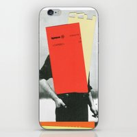 rothko iPhone & iPod Skins featuring ROTHKO by Marko Köppe