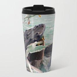Open Wide Travel Mug