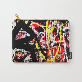 Wall of Graffiti Carry-All Pouch